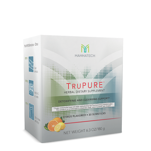TruPURE<sup>®</sup> Cleanse slimsticks