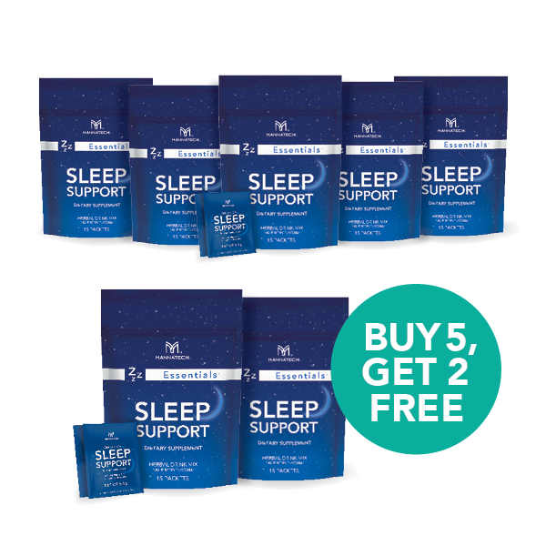 Sleep Support - Buy 5, Get 2 FREE