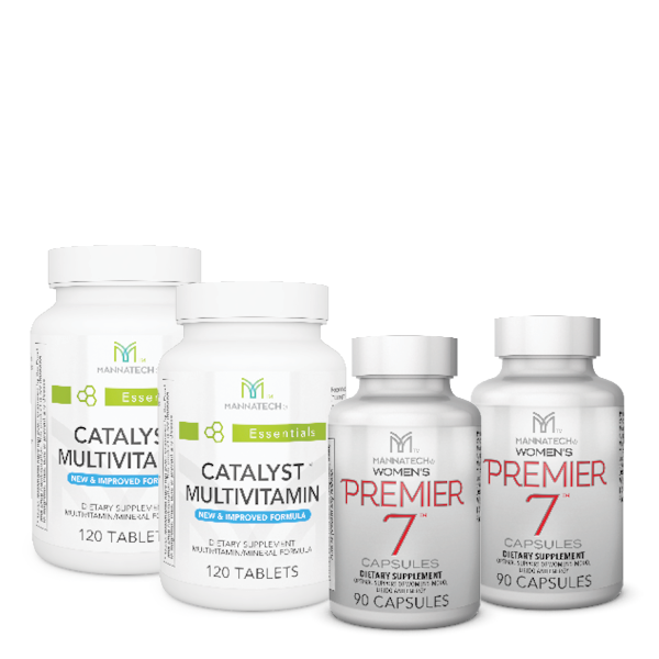 Women's PREMIER 7™ & Catalyst™ Multivitamin