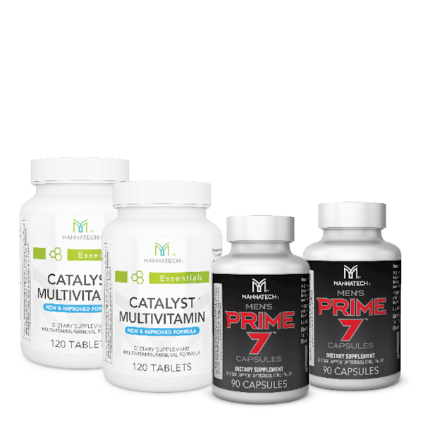 Men's PRIME 7 & Catalyst™ Multivitamin