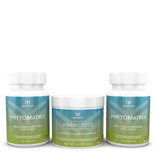 Advanced Ambrotose® PhytoMatrix Combo
