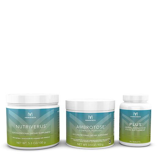 Advanced Wellness Combo Kit – Ambrotose® Complex