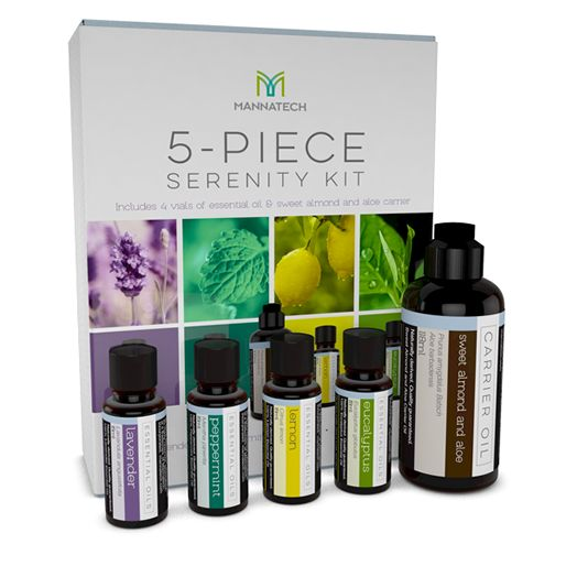 Essential Oils Kit – 5 Piece Sweet Almond